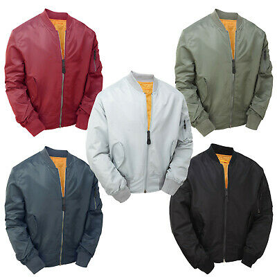 £22 • Buy MA1 Flight Jacket Cobles Bomber Lightweight US Air Force Army Combat Military
