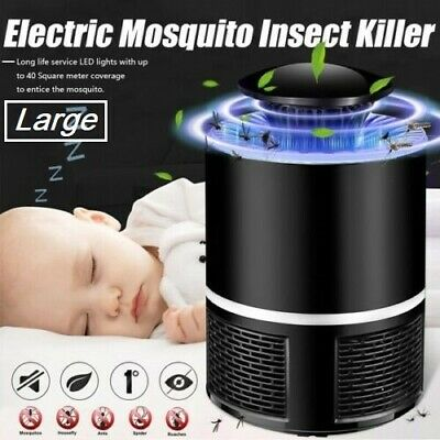 AU18.43 • Buy Electric UV Mosquito Killer Lamp Outdoor/Indoor Fly Bug Insect Zapper Trap USB