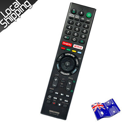 AU24 • Buy RMT-TZ300A Remote Replacemnet For SONY LED TV With BLU-RAY  GooglePlay NETFLIX