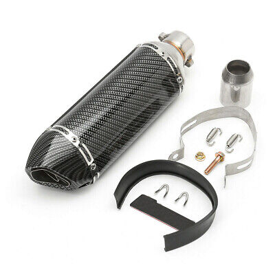 AU38.79 • Buy Universal Motorcycle ATV Exhaust Muffler Tail Pipe Removable DB Killer 38-51mm