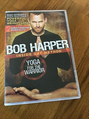 Bob Harper Inside Out Method - Yoga For The Warrior DVD • 9.99£