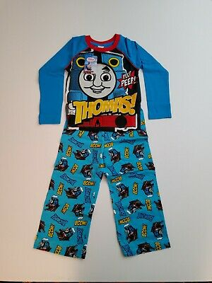 £5.50 • Buy  Kids Officially Branded THOMAS THE TANK ENGINE  Long Sleeve Pyjama Size 3 - 4 Y