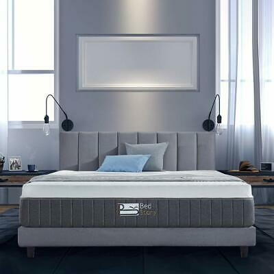 AU199.99 • Buy Gel Memory Foam Mattress Bamboo Charcoal Single Queen King CertiPUR-US Medium