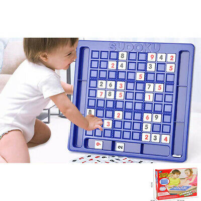 Sudoku Cube Puzzle Game Sudokube Maths Educational Toy Table Board X-mas Gift • 10.99£