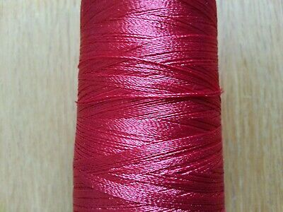 200mtrs. Whipping Thread Extra Strong Nylon  RED • 5.55£