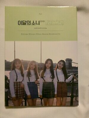 LOONA YYXY Album  BEAUTY&THEBEAT  - Limited Ver New Sealed. • 90.26£