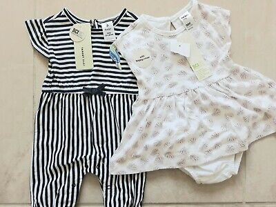 AU5 • Buy Baby Girl Clothes 0-3 Months, 000 BNWT