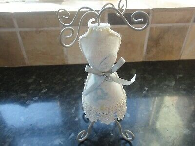 Lady Mannequin Jewellery Holder Stand Tree Display - Paris • 6.99£