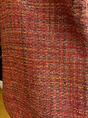 Ex-designer Fabric, Caroline Charles Dress/jacket Tweed Fabric • 30£