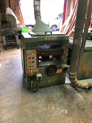 Steton Thickness.... 3 Phase 415 V, 5kw In Good Working Order • 840£