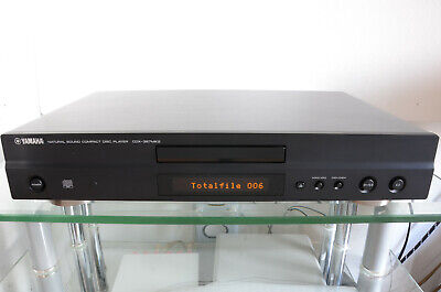 Yamaha CDX-397MK2 CD-Player MP3 WMA • 115.47£