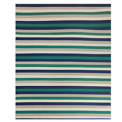 £29.99 • Buy Indoor/Outdoor Reversible Plastic Rug   Perfect For Hall, Patio, Decking, Picnic