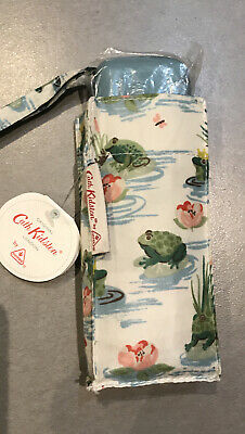 Cath Kidston Bathing Frogs Tiny Umbrella Matching Cover • 21.90£