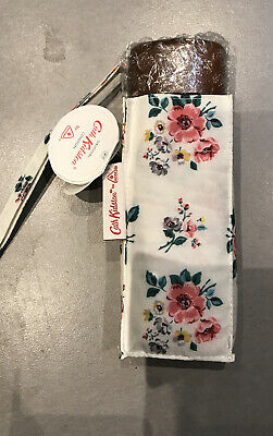 Cath Kidston Grove Bunch / Pink Flowers Tiny Umbrella Matching Cover • 21.90£