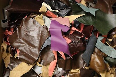 £4.50 • Buy 2Kg Upholstery Quality Leather Arts & Crafts,Off Cuts,Scrap,Remnants,Pieces