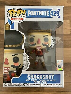 $ CDN119.28 • Buy Fortnite Crackshot Pop Vinyl Figure