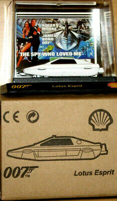 $ CDN12.13 • Buy James Bond 007 Lotus Esprit Collectable Car By Shell  The Spy Who Loved Me New