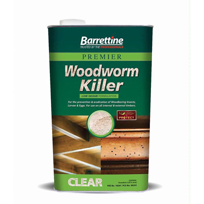 Brand New Woodworm Killer Fast And Effective Treatment For Wood-Worm 250ml UK • 9.20£