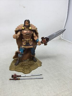 $49.99 • Buy Masters Of The Universe King Randor Staction Figure NECA Toys Boxed MOTU