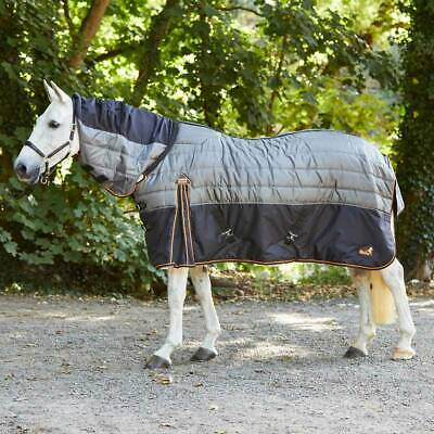 Stablemasta 200g Fixed Neck Stable Rug Grey • 122.99£