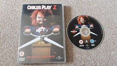 Dvd Childs Play 2 • 12.99£