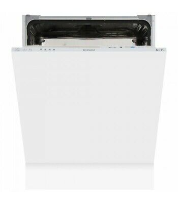 Indesit Full-size Fully Integrated Dishwasher 60cm DIF04B1 13 Place A+ - White  • 189.99£