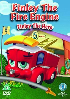 Finley The Fire Engine: Finley The Hero [DVD], Good DVD, , • 2.94£