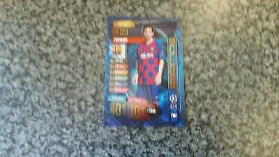 Match Attax 2019/20 No-331 Lionel Messi Hundred 100 Club 101 Mint • 6.75£