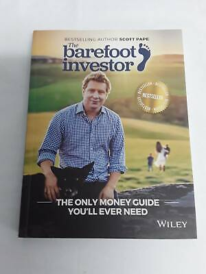 AU15 • Buy The Barefoot Investor - Best Seller Edition