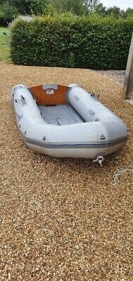 Avon Inflatable Boat Rover 3.10 With Yamaha 4hp Outboard • 1,500£