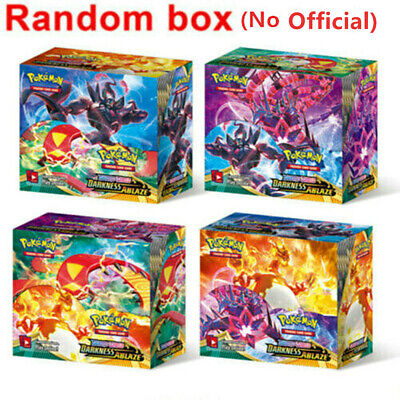 324pcs For Pokemon Faux Cards Bundle Booster Box Darkness Ablaze No Official • 13.99£
