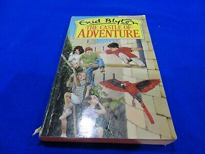 £8.15 • Buy The Castle Of Adventure  By Enid Blyton (small Pb Book)!!