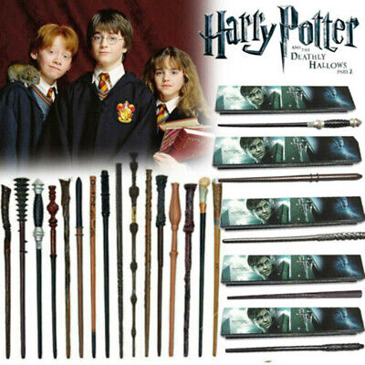 £10.99 • Buy Harry Potter Magic Wand Hermione Dumbledore Voldemort Wand Cosplay Stick Boxed