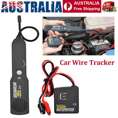 AU40.75 • Buy Automotive Electric Circuit Tester Open Short Circuit Finder Car Wire Tracker AU