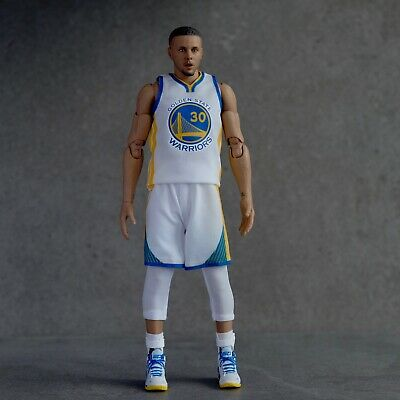 $111.65 • Buy ENTERBAY 1/9 Stephen Curry Action Figure Motion Masterpiece | NBA Steph Curry 30