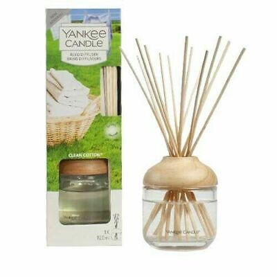 Yankee Candle Reed Diffuser Clean Cotton.. BARGAIN • 16.99£