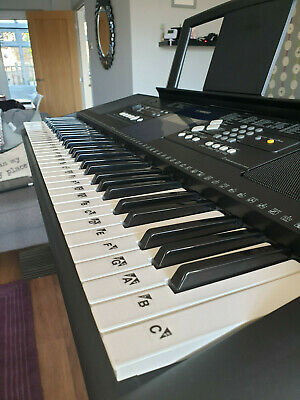 Yamaha PSR E333 Touch-Sensitive Keyboard With X-Frame - Hardly Used • 38£