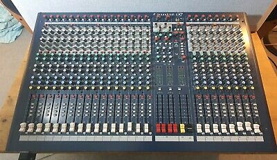 Soundcraft LX7ii 24-Channel Mixer - Good Condition • 745£