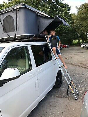 Roof Tent Box Land Rover Design2020 With Solar Panel And Star Gaze Window • 1,600£