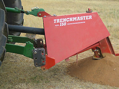 AU4495 • Buy Trenchmaster Tractor Driven Trencher