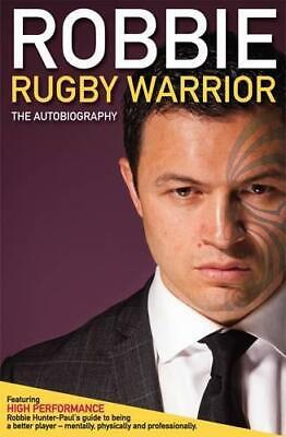 £3.12 • Buy Robbie Rugby Warrior: The Autobiography, Paul, Robbie, Good Condition Book, ISBN