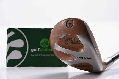Taylormade Bubble Burner Attack Wood / Regular Flex Bubble 80 Plus / Tafbur1009 • 34.95£
