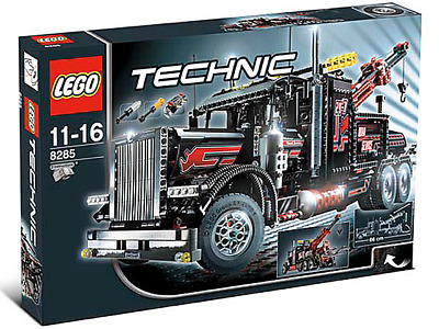 ⭐️ LEGO 8285 Technic Tow Recovery Truck Brand New ⭐️ • 799£