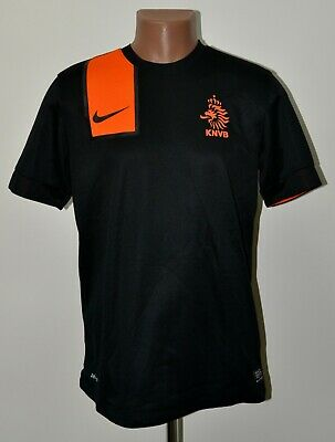 Holland National Team 2012/2013 Away Football Shirt Jersey Nike Size M Adult • 54.99£