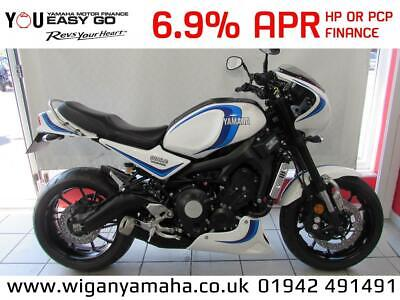 YAMAHA XSR900 ABS RD350LC REPLICA, UNREGISTERED 0 MILES, 850cc CP3 TRIPLE... • 11,495£