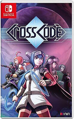 AU51 • Buy CrossCode Cross Code Nintendo Switch Brand New Sealed