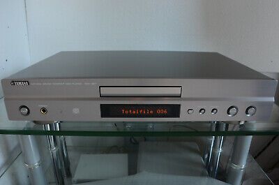 Yamaha CDX-497 CD-Player MP3 WMA • 119.92£