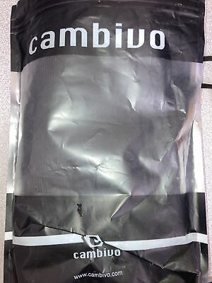 $8 • Buy CAMBIVO 2 Pack Knee Brace, Knee Compression Sleeve Support  Black XX Large