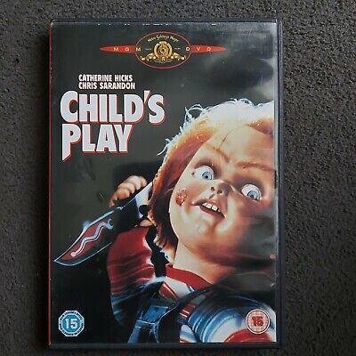 Child's Play Dvd 1988 2006 Edition • 2.39£
