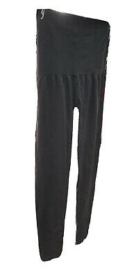 $22.79 • Buy M. Rena Women's Tummy Tucker High Waist Leggings One Size Fits All Color Gray